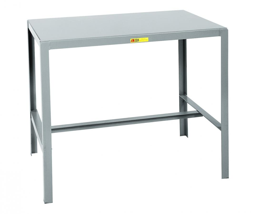"24"" x 36"" Steel Top Machine Table"