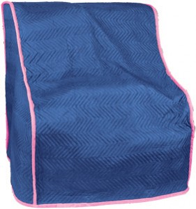 Overstuffed Chair Moving Cover Protector Pad
