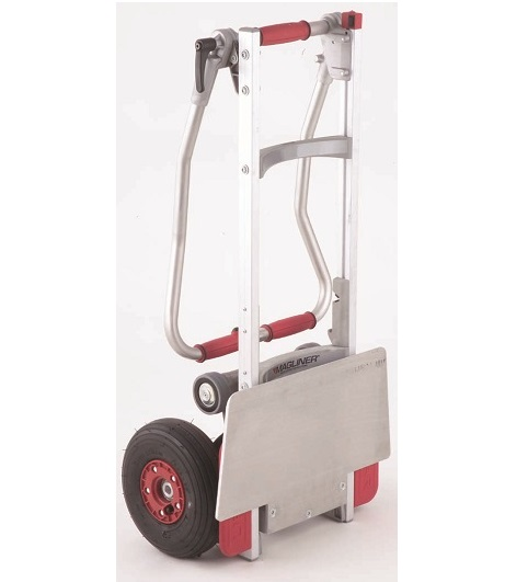 Magliner SAL Electric Stair Climbing Hand Truck - Folding Handle