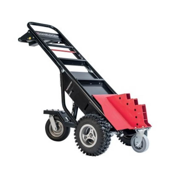 Electric Hand Truck Tugger With Adjustable Hitch - 3500lb Capacity