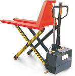 NOBLELIFT Semi-Electric Scissor Lift Pallet Jack