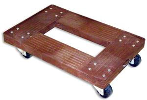 Heavy Duty Plastic Dolly