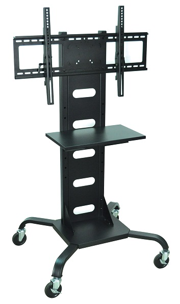 Mobile Flat Panel Tv Stand Mount