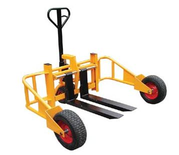 Rough-Surface-Pallet-Truck