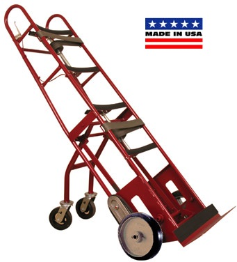 furniture hand truck. 1800lb appliance hand truck with kickout wheels furniture a
