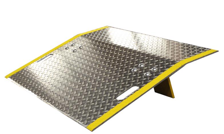 """36"""" Wide x 60"""" Long Aluminum Dock Plate 1,350lb Capacity"""