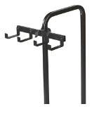Cable Rack/ Headphone Hanger For Rock N Roller Cart
