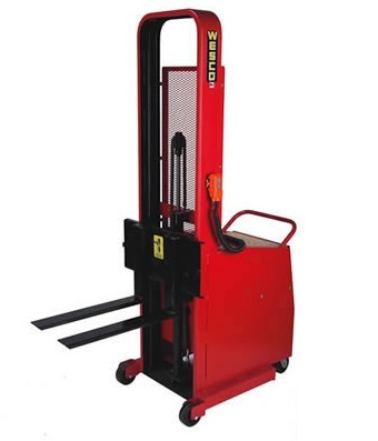 Counter Balance Stacker Lift Truck-Fork Style