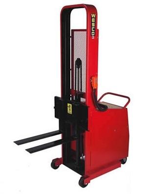 Counter Balance Stacker Lift Truck-Fork Style