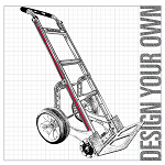 Build Your Own Magliner Self-Stabilizing Hand Truck