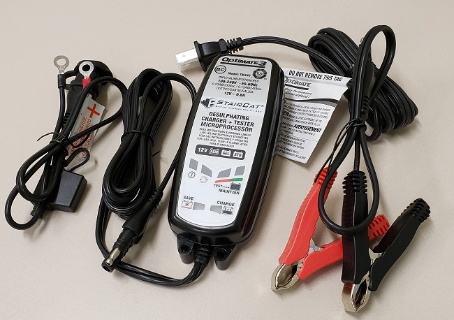 Battery Charger For Escalera Hand Truck