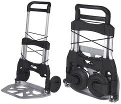 Wesco Mega Mover Folding Hand Truck