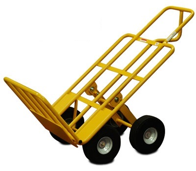 Multi Mover Hand Truck For Inflatables