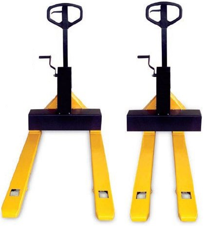 Adjustable Hand Pallet Truck