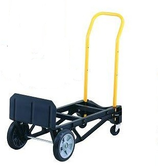 Harper Nylon Covertible Hand Truck-Junior