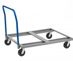 Little Giant Steel Pallet Dollies with Handle