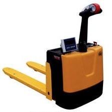 Vestil Full Power Electric Pallet Truck With Scale
