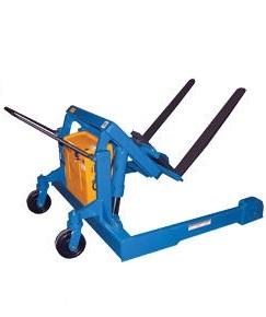 Electric Pallet Tilter Lift Straddle Model