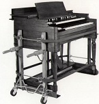 Twin Dolly Trucks for Pianos and Appliances