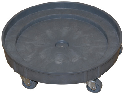 Plastic Drum Dollies for 30 and 55 Gallon Drums