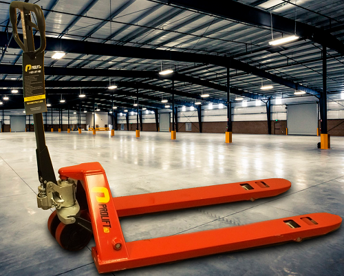 Quick Ship Pallet Jacks In New York Or New Jersey