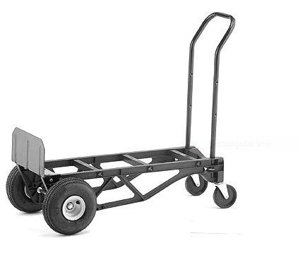 Harper Nylon Convertible Hand Truck-Senior