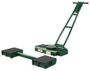 Hilman 3 Point Tri-Glide Roller System - 18 Ton