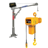 hoist lift and crane category