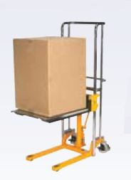 Economy Lift Truck Manual Stacker thumb