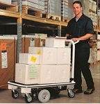 1500lb Motorized Platform Cart