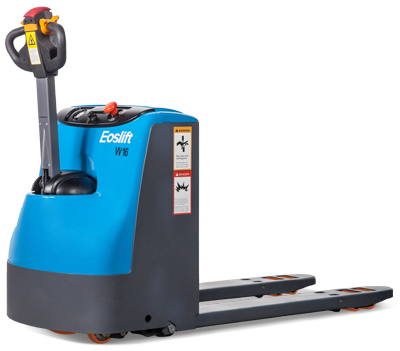Electric Walkie Pallet Truck - 4400lb Capacity