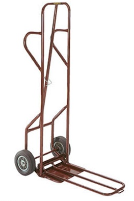 Wesco High Frame Package Hand Truck