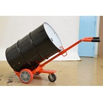 Wesco KD Drum Truck For Steel Drums thumb