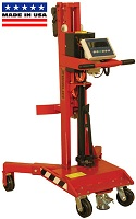 Wesco Ergonomic Drum Handler & Lift - Scale Model thumb