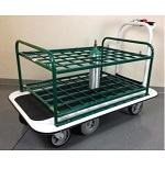 48 Medical Gas Cylinder Motorized Cart