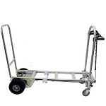 2-4 Wheel Electric Drive Hand Truck  thumb