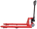 "5500 lbs Manual Turnabout Pallet Jack 27"" x 48"" thumb"