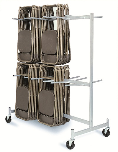 HANGING FOLDED CHAIR STORAGE TRUCK-72 Chairs