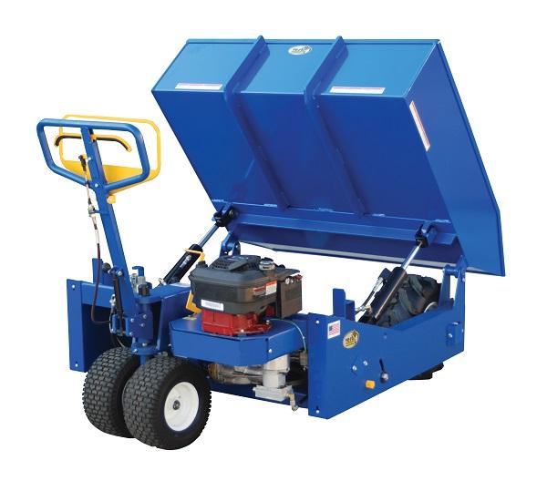 Gas Powered All-Terrain Hopper 3000 lb Capacity thumb