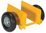 Adjustable Panel Cart with Pneumatic Tires thumb