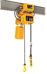 1 Ton Electric Chain Hoist with Electric Trolley thumb