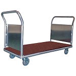 Airline Luggage Platform Flatbed Trucks thumb