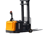 Powered Counterbalance Walkie Stacker - 130""