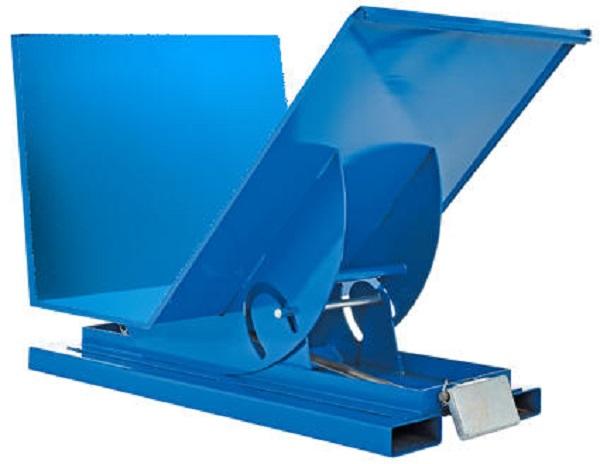 Open Sided Hopper - 2000 Lb Capacity thumb
