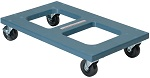 Polyethylene Dolly with Flushed Top thumb
