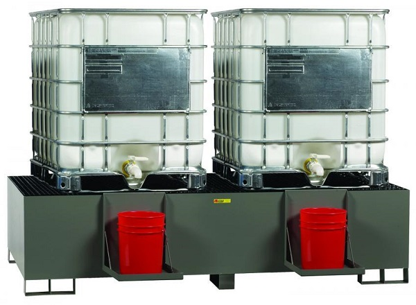 Double IBC Containment and Dispensing Station thumb