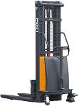 """Ekko Power Lift Fork-Over Stacker 119"""" Lift 3300lb Capacity thumb"""