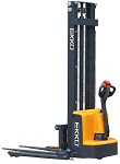 "Ekko Power Drive and Lift Stacker 119"" Lift 2800lb Capacity thumb"