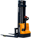 "Ekko Power Drive and Lift Stacker 145"" Lift 3000lb Capacity thumb"