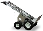 Electric Powered Aluminum Hand Truck with Foot Plate thumb